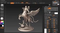ZBrush 4R2 ZClassroom Movies-BPR_Filters