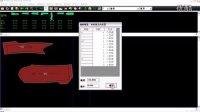 博克服装CAD视频教程-排料中心-6.02-排料【规格件数设置】