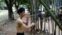竹林咏春辅助练习---绳子