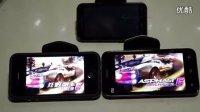 小米手机 iPhone4 Defy游戏加载速度对比