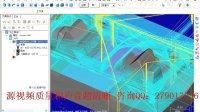 mastercamX5视频教程之钢料加工实例全过程讲解007