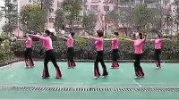 周思萍广场舞-列心中的歌儿献给金珠玛