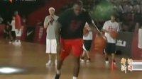 NBA巨星詹姆斯亮相台北 110812 广东午间新闻