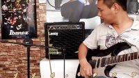LANEY/兰尼 LX35 电吉他音箱评测 音色试听