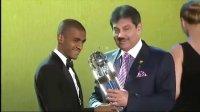 完整版 上集 2013亚足联官方颁奖晚会 郑智获得亚洲足球先生