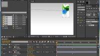 【AE特效】AE精品自学教程 AE案例实战教程 AE新手变高手水平动画效果