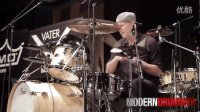 红辣椒乐队鼓手Chad Smith 2013PASIC精彩个人演奏