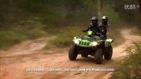 北极猫沙滩车实际应用视频 沙滩车运动网 WWW.ATV.COM.CN