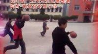 姚基金希望小学孩子们的篮球热情