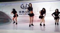 广州车展-华泰展台群女乱舞