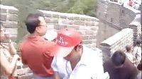 游览北京八达岭长城