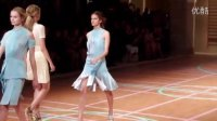 Versace 2012春夏时装周