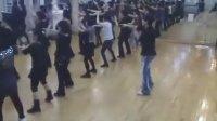 排舞 不倒翁((韩国团队演示和分解)