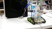 自制玩具起重机