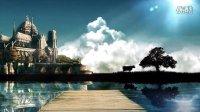 古城堡湖水
