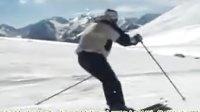 美国经典双板滑雪教程《Learn To Ski》第四集【滑行基本动作】