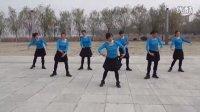 广场舞 我的玫瑰卓玛拉 (向韩健身队)27