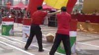 2011中国大力士公开赛(广东佛山)抱元宝 时晨阳