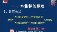技术指标精解WR(上)