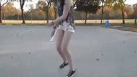 曳步舞-鬼步舞-超滑步