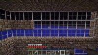 Minecraft生存 - 碎月群島 Ep.3 方塊屋完成