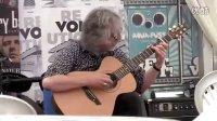 英国吉他大师Gordon Giltrap 现场表演 VINTAGE V2000吉他