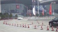 2011武汉车展 实拍雪铁龙GT试跑