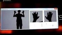 Kinect SDK做的简单手势识别