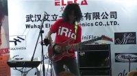 2011 Music china 陈磊介绍iRig演出