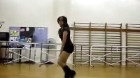 中国就没见过跳得这么好的女生啊!(鬼步舞 曳步舞 机械舞 街舞教学)