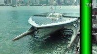 全太阳能动力双体船