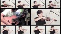 权力的游戏主题曲—小提琴加摇滚版