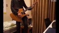 l'arc-en-ciel(彩虹)'As if in a dream' guitar cover