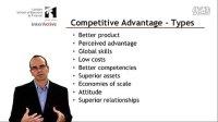 竞争优势 - Lecture on Competitive Advantage