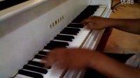 钢琴曲honestly