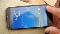 纯妮数码买的中兴N986手机故障开屏死机