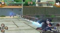 火影忍者-究极风暴3,鸣人vs基友。。