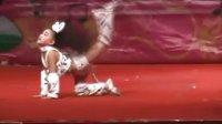 明霞少儿艺术学校2010年迎新春联欢晚会演出舞蹈独舞连跳咚巴拉女孩的渴望西域风情波斯猫等