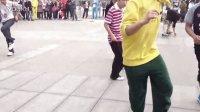 北京TSK鬼舞团20120421西单聚会视频