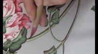 8刘晓军中国工笔花鸟画技法临摹《牡丹图》第四步整理完成 1