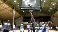 林书豪在旧金山业余篮球联盟45分视频剪辑