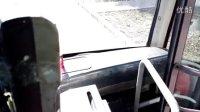 (1)行车10.3公里,慢点2分钟,吉林公交郑老师展示挑战一杯水的最高境界!