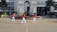 《老鼠爱大米》中老年广场健身舞