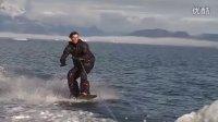 【藤缠楼】美国阿拉斯加水上滑板