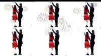 于都李江华广场舞--双人兔子舞