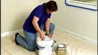 自己也能刷好墙面漆!