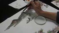 兰培林老师的国画技法9-山水(下)