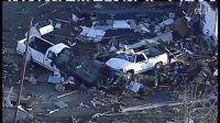 美国中西部遭遇龙卷风