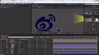 """用AE做Dribbble风格的GIF动画的教程——""""抓眼球!""""(下)【After Effects 教程】"""
