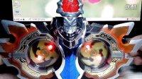 【娄哥随拍】第二季 铠甲勇士拿瓦 焰之拿瓦 超级腰带